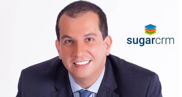 Alejandro Luna, director general de Sugar CRM para América Latina