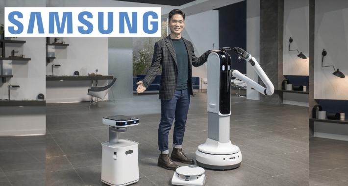 Robots Samsung